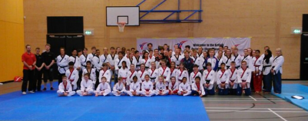 Poomsae National Squad Training