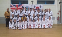 Regional Poomsae Training